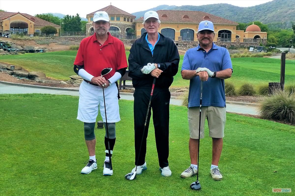 Group 3 - J. Sabbe, G. Crook, B. Simon